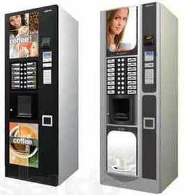 Бизнес на кофе автоматах