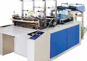 Оборудование для производства полиэтиленовых пакетов