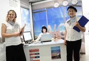 Как открыть туристическую фирму