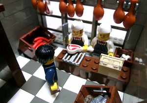 оборудование для мясного магазина фото
