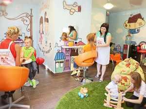 детский салоном красоты