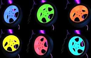светящаяся краска для дисков