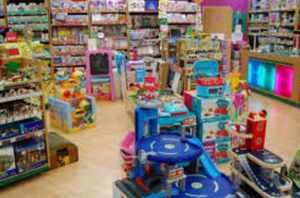 торговое оборудование для игрушек
