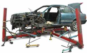 оборудование для кузовного ремонта