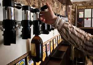 открыть магазин разливного пива