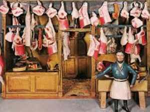 открыть мясной магазин