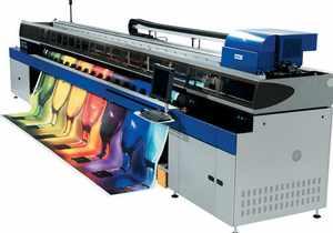 широкоформатная печать на пленке самоклейке