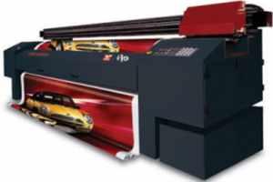 оборудование для печати баннеров