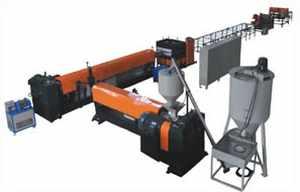 оборудование для производства экструдированного пенополистирола