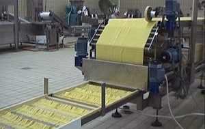 оборудование для производства макаронных изделий