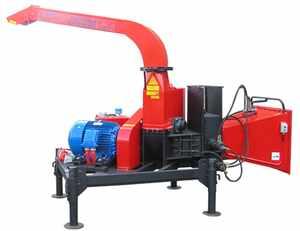 оборудование для производства щепы
