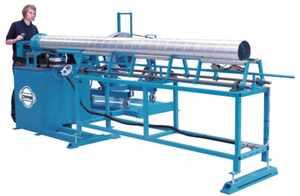 оборудование для производства воздуховодов