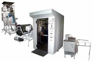оборудование для производства сухариков
