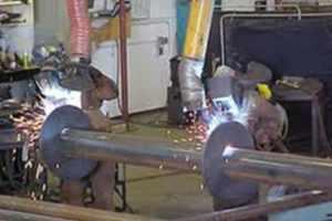 оборудование для производства винтовых свай