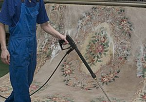 химчистка ковров с доставкой