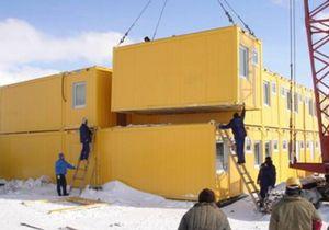 модульные дома из контейнеров