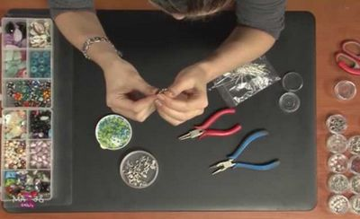 техника изготовления бижутерии