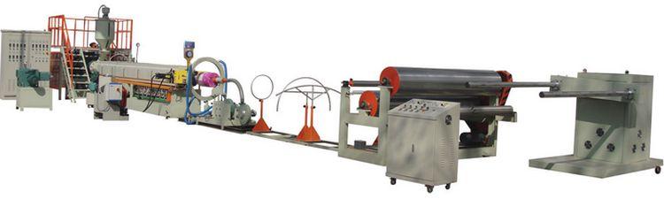 оборудование для производства вспененного полиэтилена