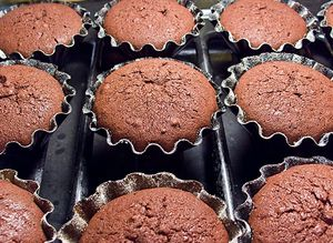 мини производство кексов и маффинов
