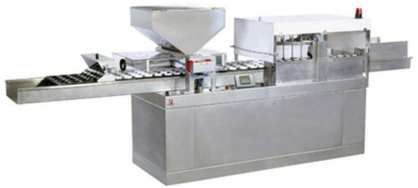 схема производства кексов