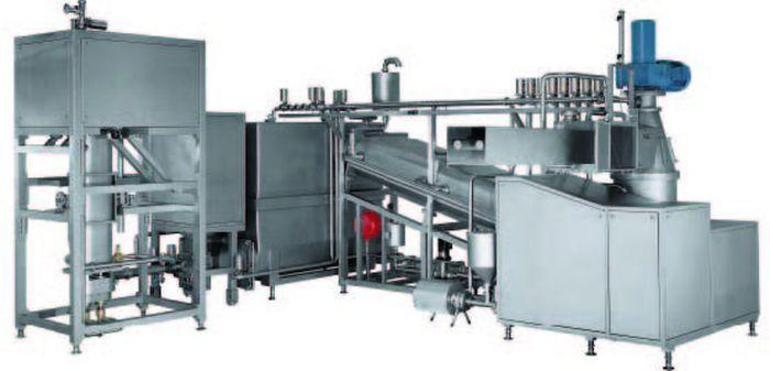 линия по производству сливочного масла