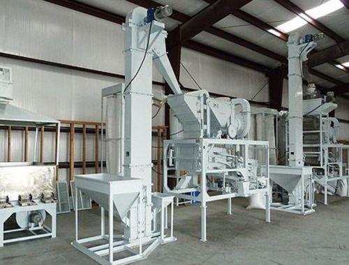 оборудование для переработки кедровых орехов