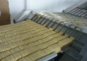 производство печенья