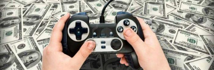 заработок на онлайн играх